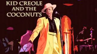 KID CREOLE AND THE COCONUTS  - STOOL PIGEON - CIRCA 2005