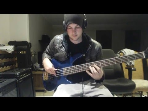 TLC waterefalls BASS COVER