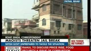 Red Ultras threaten jailbreak in Bihar