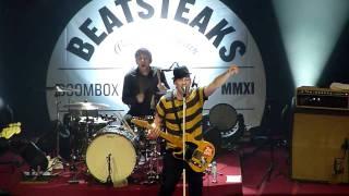 HD - Beatsteaks - Jane Became Insane (live) @ Gasometer, Wien, Austria 04.03.2011