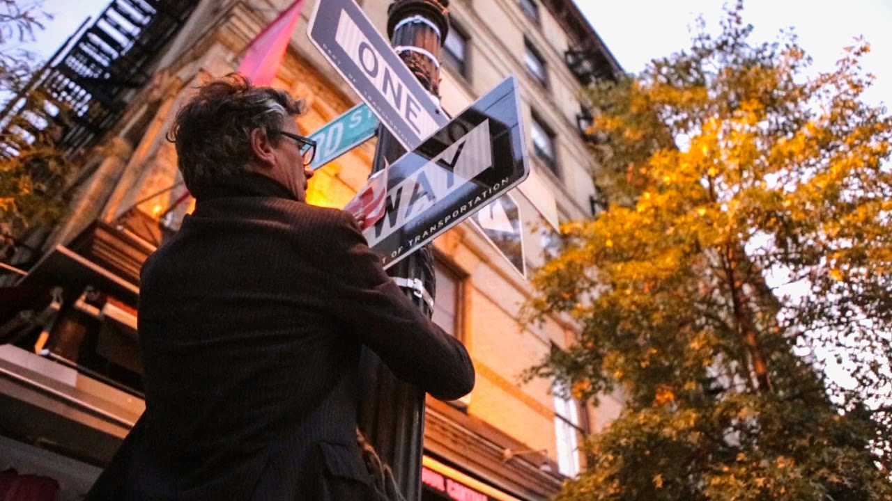 Meet Clet, A European Street Artist Who Defies Authority By Tweaking Street Signs