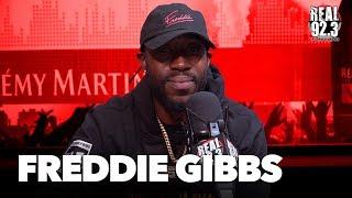 Freddie Gibbs talks New Madlib Project, Me Too Movement, Jail Time & More!
