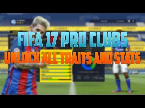 FIFA 17 PRO CLUBS GLITCH- UNLIMITED SKILL POINTS