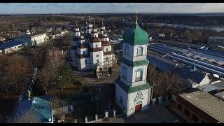 Шукач | Свято-Троицкий собор в Новомосковске, Украина(Запорожские казаки начали строить Троицкую церковь еще в 1773 году, за два года до разрушения Екатериной..., 2015-12-20T17:39:54.000Z)