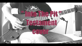Thumbnail of Testament - Into The Pit - cover video