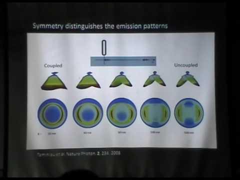 Optical Antennas Direct Single Molecule Emission , Lec. II  - Stefani Fernando