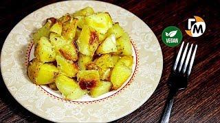 """Картошка в духовке """"Не для леди"""" -- Голодный Мужчина, Выпуск 162"""