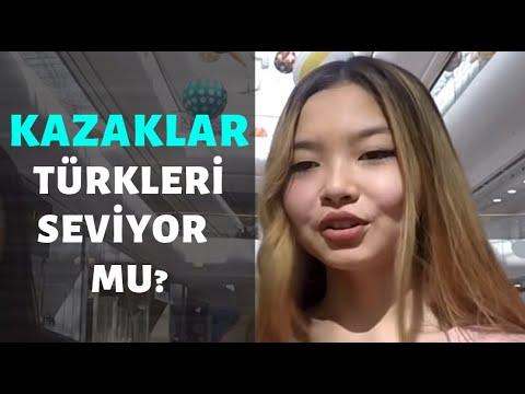 KAZAKİSTAN'A TÜRKLERİ SORDUK