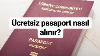 HOW TO GET PASSPORT (FREE PASSPORT & ADVICE)