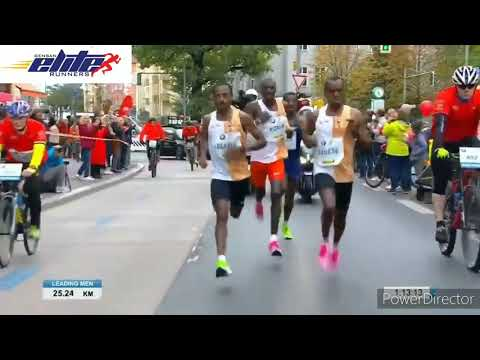 LONDON MARATHON 2020 ELIUD VS KENENISA