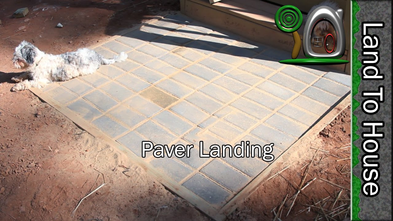 Paver Landing   YouTube
