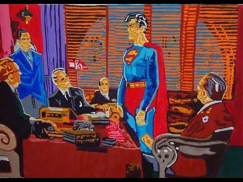 Atom Man versus Superman  ( générique 1950) en couleurs