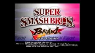 Super Smash Bros. Brawl (Subspace Emissary) Stream!