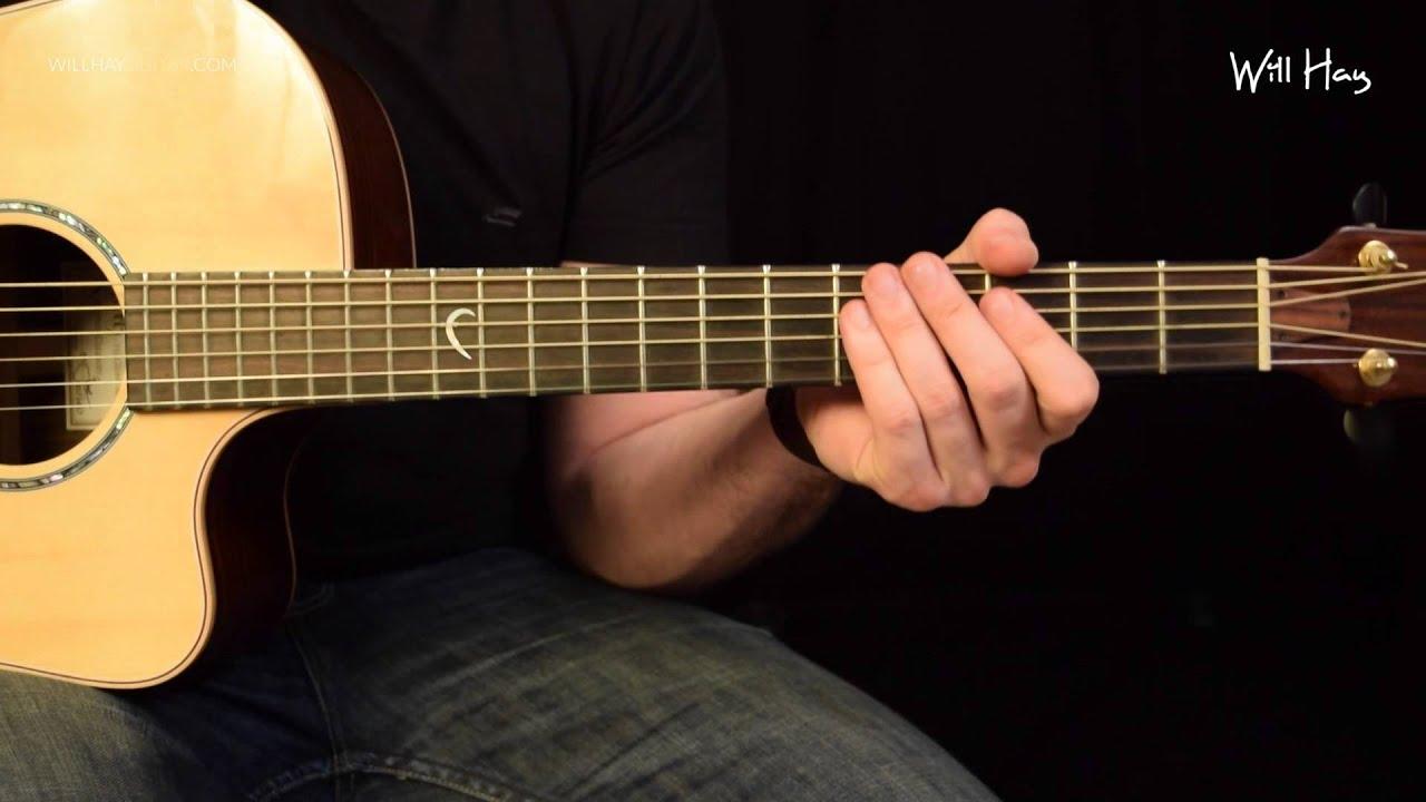ramble on led zeppelin guitar tutorial part 2 acoustic youtube. Black Bedroom Furniture Sets. Home Design Ideas