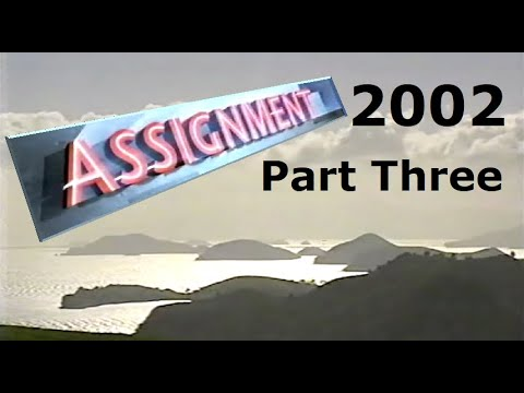 2002 | Assignment: The Fight For The Tauranga Electorate | Part 3