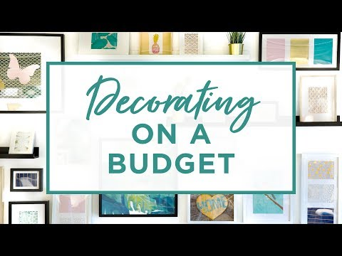 7 Rules For Decorating Your Home On A Budget | The Lifestyle Fix