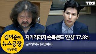 코로나 확진 자가격리자 손목밴드 착용, 여론은?(김주영)│김어준의 뉴스공장