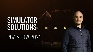 TrackMan Simulator Solutions - The Virtual PGA Show 2021