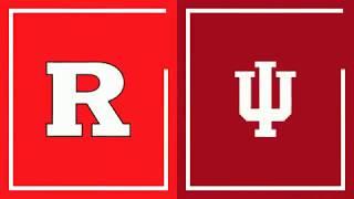 Highlights: Indiana at Rutgers | Big Ten Basketball