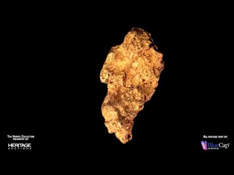 Native Gold from Australia - Lot #53097
