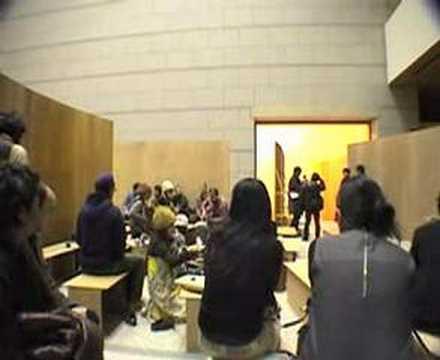 秋福音 LIVE at 東京都現代美術館 MOT Part.2