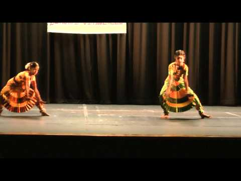 Shruthi classical dance