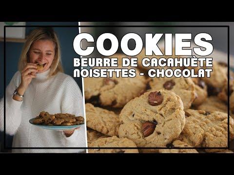 des-cookies-vegans-au-beurre-de-cacahuète---chocolat-et-noisette