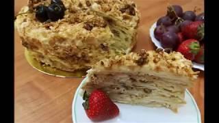 """Самый вкусный торт """"Наполеон"""""""