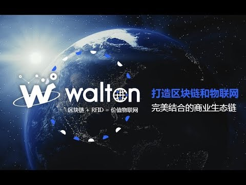 Undervalued Cryptocurrencies: WaltonChain (WTC)