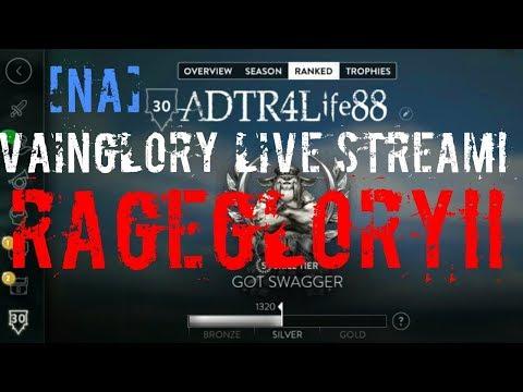 [NA] RageGlory Live Stream | Rank Tier 5ish