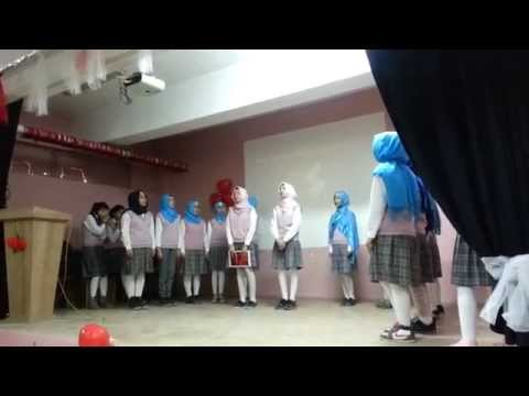 Malatya Milli Egemenlik Ortaokulu - Kutlu Doğum Etkinliği 1