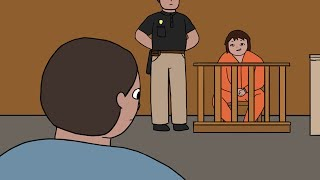 True Terrifying Horror Story Animated