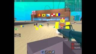 awesomecreator717 plays roblox terror in biknini bottom