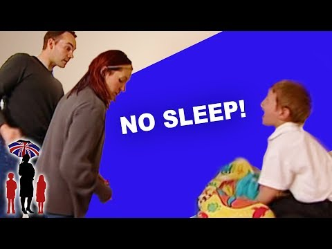 Supernanny | Kids Won't Go to Sleep