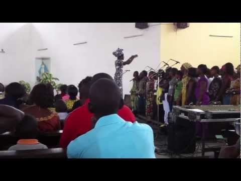 Chorale Gospel Republique du Congo