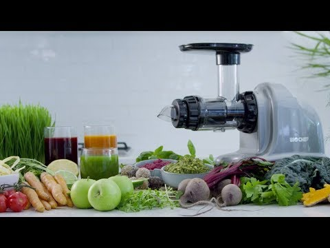 BioChef Axis Cold Press Juicer | BioChef®