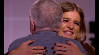 She Was Very Nervous and Got a Hug From The Judges  Watch Her Impress Them! | The X Factor UK 2017