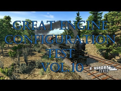 TF- TOT - Great Engine Configuration Test - Vol. 10