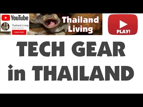 Tips for Buying Tech Gear in Thailand 🇹🇭 Thailand Living
