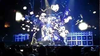 "Van Halen ""The Full Bug"" Live 3/1/2012 MSG Madison Square Garden, NY"