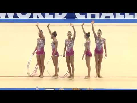 Bulgaria group - 5 hoops AA
