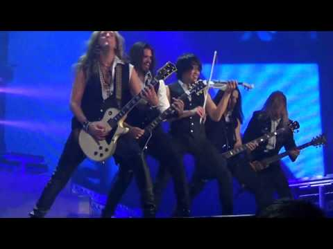 Trans-Siberian Orchestra Multi-Cam - Requiem/Sarajevo reprise Finale - Youngstown OH 2016 TSO