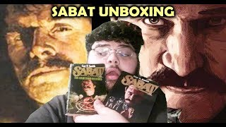 Sabat Unboxing 10/31/2019