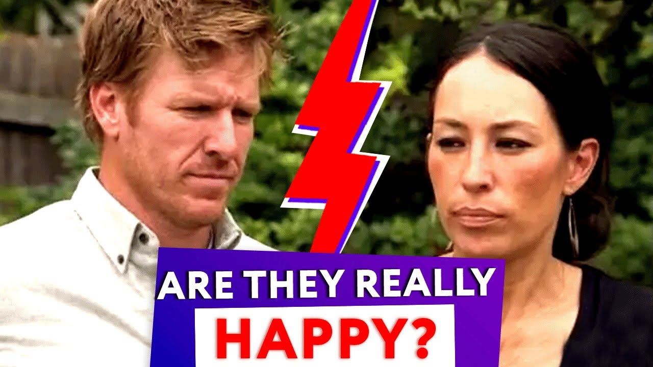 Download Disturbing things about Fixer Upper's Chip and Joanna Gaines  ⭐ OSSA