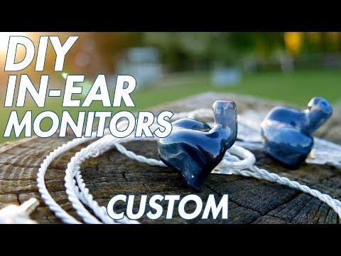 DIY Custom In-Ear Kopfhörer / Monitors / CIEMs | Tips, Tricks & More