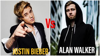 Download Alan Walker VS Justin Bieber | Who is the best | Biography,Lifestyle,income, girlfriend - HD