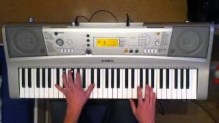 Aura Dione - Geronimo - Piano Cover...