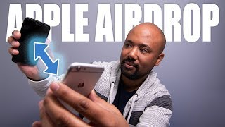 How to AirDrop