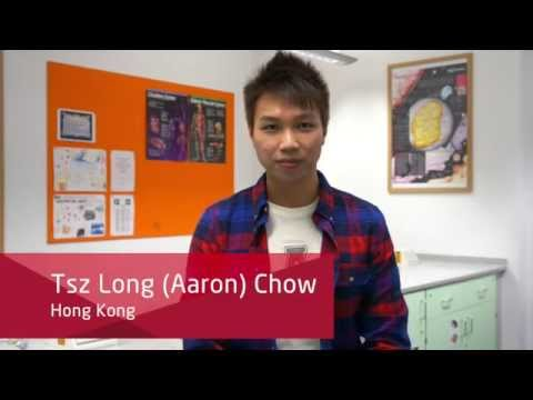 Energy Engineering with Environmental Management - Aaron from Hong Kong