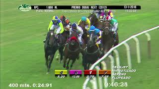 Vidéo de la course PMU PREMIO DUBAI NEXT 2012